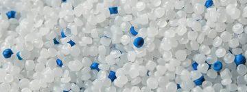 Polietilena și mediul înconjurător, polietilena granule