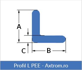 Profil L PEE Axtrom
