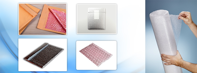 Protectia produselor cu plicuri din folie cu bule