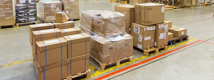 Paleții in industria de packaging