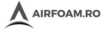 Airfoam polietilena expandata